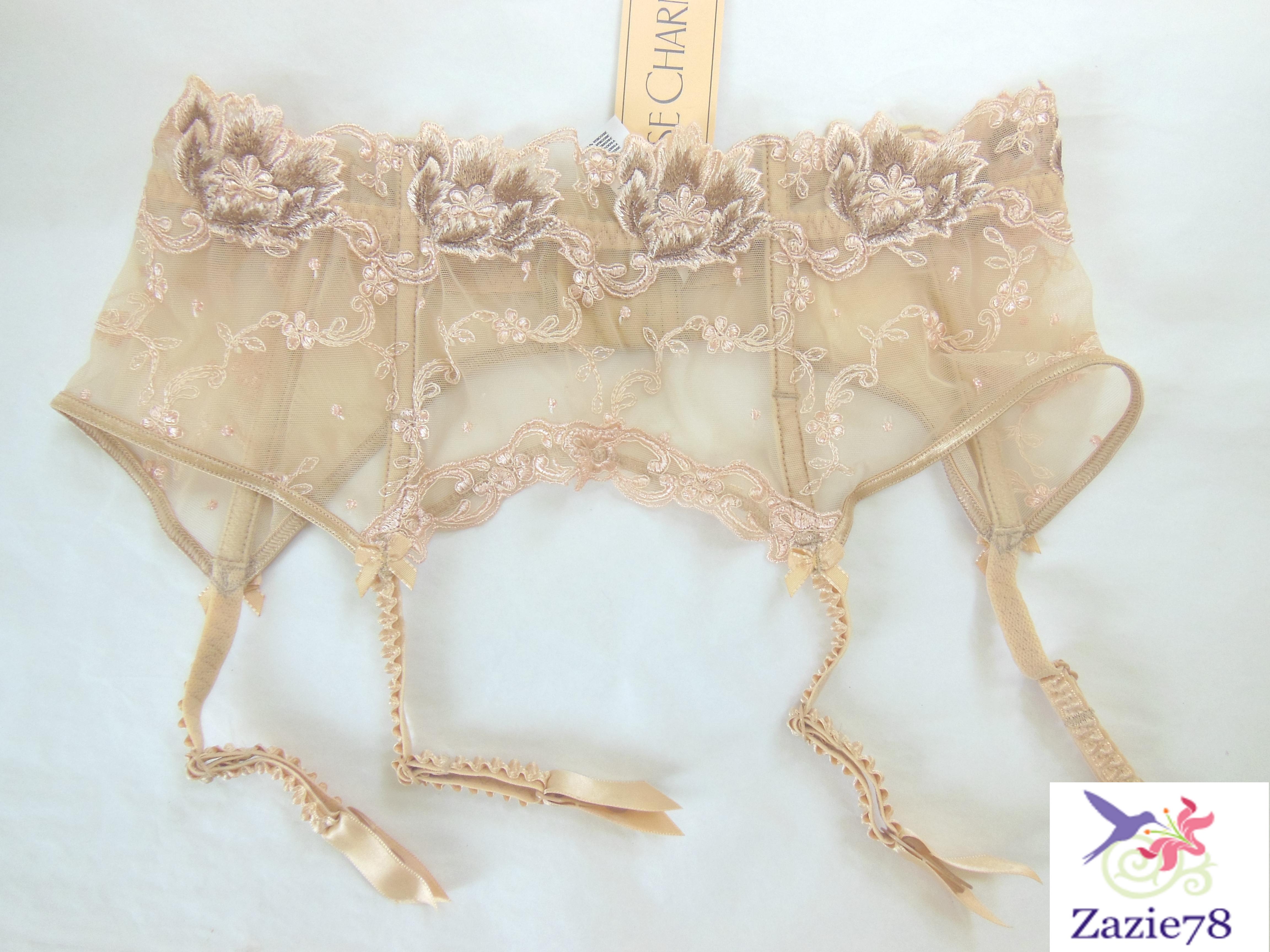 Lise charmel garter suspender belt porte jarretelle mots for Porte jarretelle 8 attaches